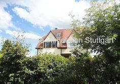Haus in Degerloch: Gemütliches Häuschen mit 4 Zimmer und idyllischem Garten. Haus kaufen in Stuttgart Degerloch - Residence Immobilien - Tel: 0711-722 36892