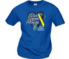 Down Syndrome Awareness T-Shirts | WorkPlacePro