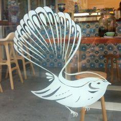 a little bird told me - coffee house 29 Little Latrobe Street, Melbourne