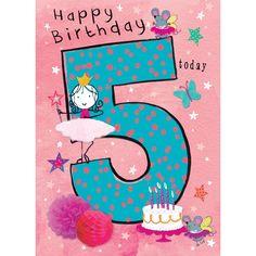 Happy Birthday 5 Today