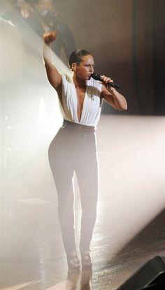 Alicia Keys..FIYAH