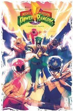 Découvrez Power Rangers, Tome 1 de Kyle Higgins & Hendry Prasetya sur Booknode, la communauté du livre