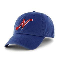 royal freshman adjustable hat with slugger logo