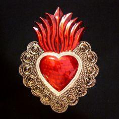 cuore sacro messicano
