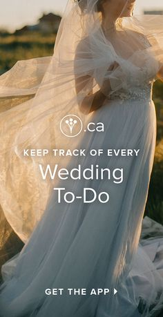 Free wedding planning app with a checklist, countdown, budget tracker, and access to the best wedding professionals to help you plan your wedding!