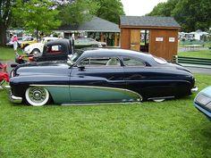 A 40's-early 50's Mercury