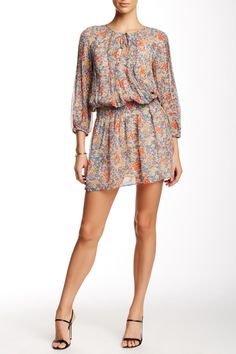 Pasclina Printed Silk Dress by Joie on @nordstrom_rack
