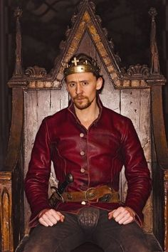 Tom Hiddleston - The Hollow Crown