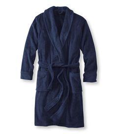 Men's Terry Cloth Robe
