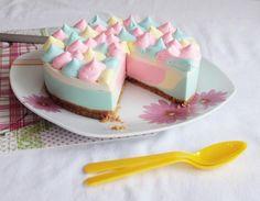 Aprende a preparar cheesecake arcoíris sin horno con esta rica y fácil receta. Otro maravilloso postre de la mano de nuestros amigos de Dulce Isis, en este caso se...