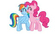 RainbowPie/PinkieDash by AndreaSemiramis on deviantART