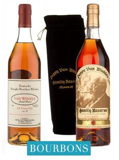 "Pappy Van Winkle Bourbon  www.LiquorList.com ""The Marketplace for Adults with Taste!"" @LiquorListcom #LiquorList"