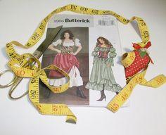 New historical sewing pattern listing