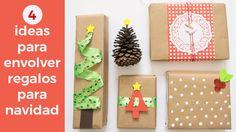 Hello Rayde | ideas para decorar regalos navideños