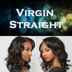 The Virgin Straight by Pure Remy is affordable and long lasting, come try it on for yourself! www.mypureremy.com  ‪#‎indianremy‬ ‪#‎virginhair‬ ‪#‎virginstraight‬