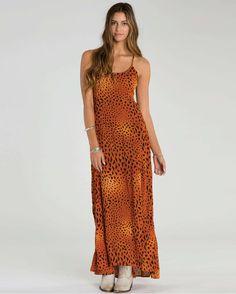Billabong Womens Mystify Maxi Dress | Billabong US