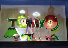 typography in shop windows - Google otsing