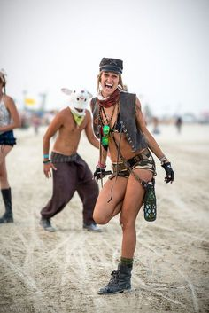 Brilliant Burning Man Looks That'll Blow You AwaySADIERAE + CO. | SADIERAE + CO.
