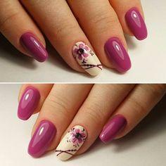 Best nails ideas for us! Romantic Nails, Elegant Nails, Stylish Nails, Trendy Nails, Cute Nails, Acrylic Nail Shapes, Best Acrylic Nails, Acrylic Nail Designs, Bright Nail Designs