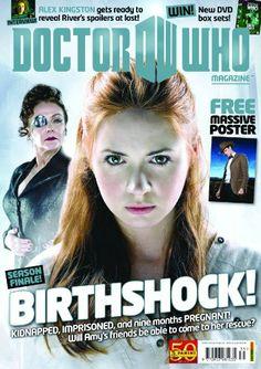 Doctor Who Magazine 435 June 2011 by Tom Spilsbury,http://www.amazon.com/dp/B007ZTC3HC/ref=cm_sw_r_pi_dp_EBKNsb1C5K2GTX2Y