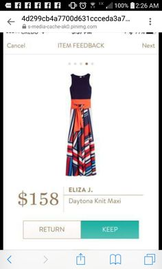 Lexy.  Love black top on my maxi dresses and this maxi pattern is perfect!!!