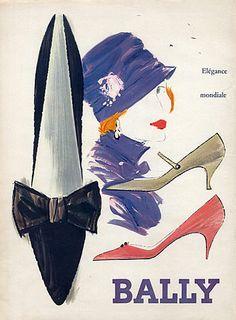Bally (Shoes) 1957