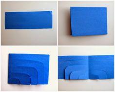 Kids art idea- Make Calder-Inspired Paper Sculptures!