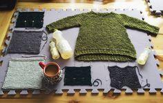 Washing Woolens & Blocking — Drea Renee Knits