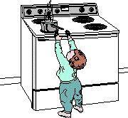 Basic kitchen safety tips for you Safety Tips Pinterest