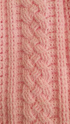Follow me at ByMomKim on Facebook for the latest news! A Like would be appreciated… The 10 Commandments of Cable Crochet The simple Basic Cable Crochet is a beautiful crochet technique with a lot o...