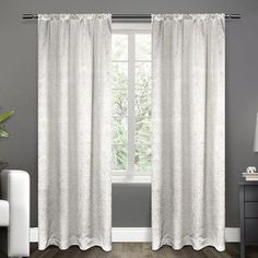 Beautiful 96 Grommet Curtains