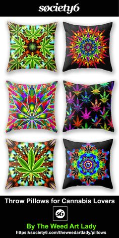 High there! My art is now available for purchase on Society6 in the form of pillows and other items. These cool pillows are just $20, you can check it out here:  https://society6.com/theweedartlady/pillows