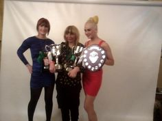 5 awards including Trainee Hairdresser of the year!