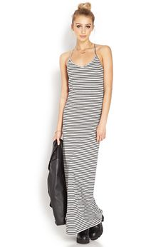 Draw The Line Maxi Dress | FOREVER21