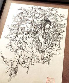 Learn To Draw Manga - Drawing On Demand Music Drawings, Anime Drawings Sketches, Anime Sketch, Manga Drawing, Manga Art, Art Drawings, Manga Anime, Anime Art, Inspiration Art