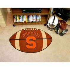 Syracuse Orangemen NCAA Football Floor Mat (22x35)