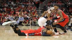 Wizards Win Game One