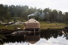 Canvas Hotel by the lake - Canvas Hotel, in Southern Norway, Norway