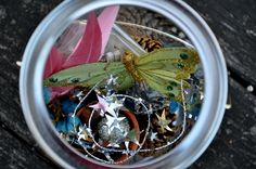 Do your kids love all things fairy? Here is a Fairy House Kit by Curly Birds.