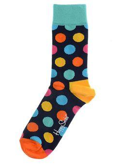 HAPPY SOCKS Big Dot - Socken - Mehrfarbig - Planet Sports