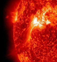 Sun Spew