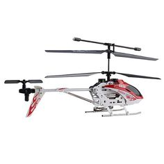 Syma S032G Radio Remote Control 3CH GYRO RC Helicopter Flight Red