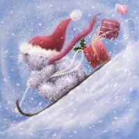 Boyfriend Christmas Me to You Bear Card