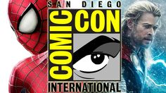 2013 Comic-Con Movie Panel Highlights: Thor, Spider-Man & More! #clevver #comiccon #clevvermovies #marvel
