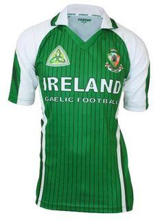 Ireland Rugby Jersey