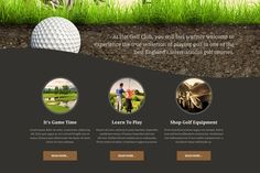 Responsive template, based on clean code, and powered by Sparky Framework for Joomla. Themes Photo, Web Themes, Joomla Themes, Site Down, Play Shop, Digital Illustration, All The Colors, Golf Courses, Templates