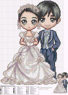 sandylandya@outlook.es  cute little bridal couple