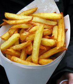 Vlaamse friet, daar zeggen we natuurlijk geen nee tegen! #Friet #Belgisch #stedentrip