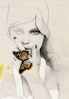 Florilège: ELISA MAZZONE - ILLUSTRATRICE - AUSTRALIE
