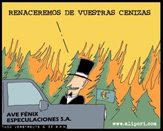 Especuladores! #Viñeta #Humor